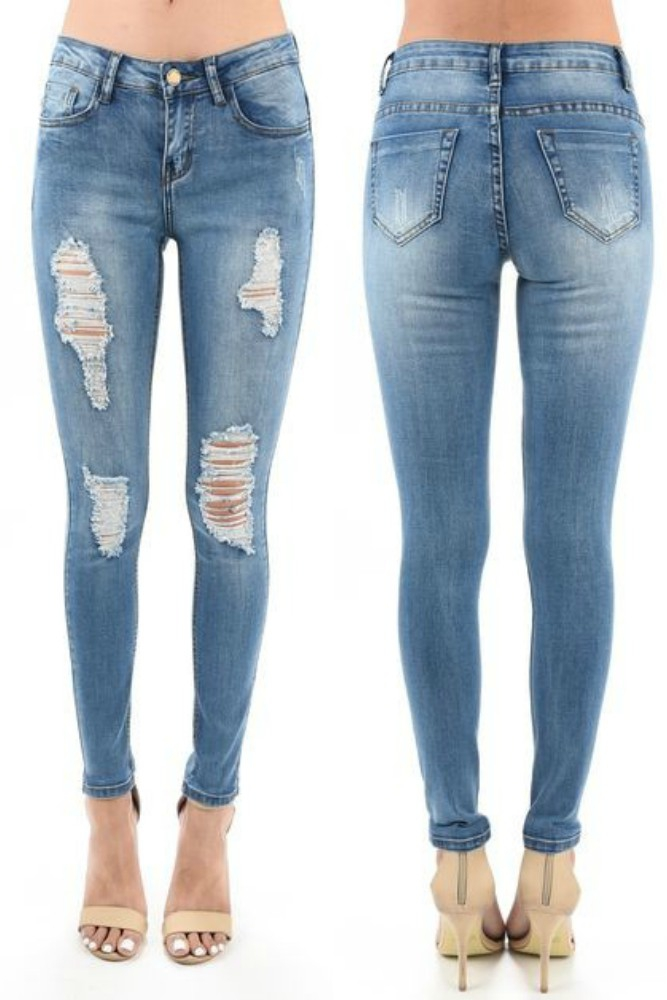 DENIM JEANS - orangeshine.com
