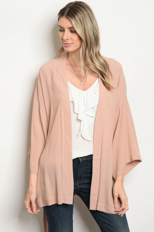 BLUSH CARDIGAN - orangeshine.com