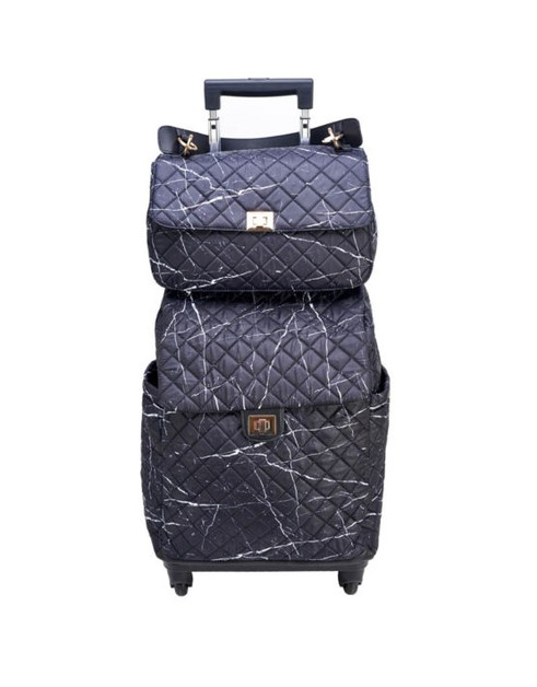 Chic Luggage Bag  - orangeshine.com