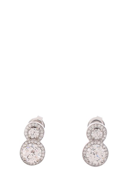 CZ EARRINGS  - orangeshine.com