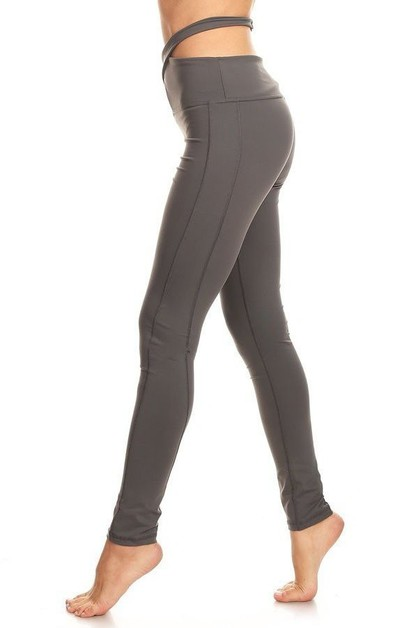 LA Society Active Leggings - orangeshine.com