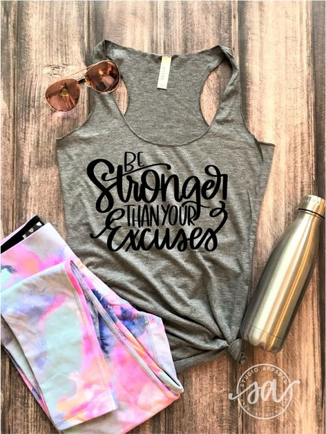 Be Stronger than Your Excuses - orangeshine.com