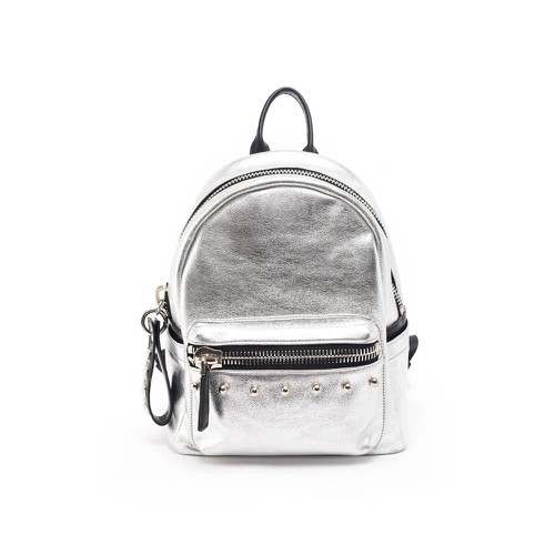 Modern Metallic Backpack  - orangeshine.com