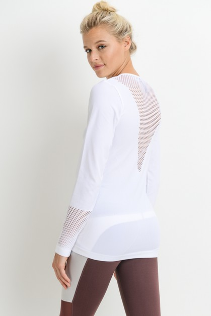 FISH NET TRIANGLE BACK AND SLEEVE DE - orangeshine.com