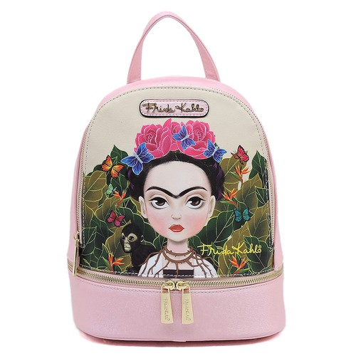 Frida Kahlo Backpack - orangeshine.com