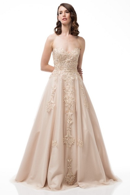 Ball Gown - orangeshine.com