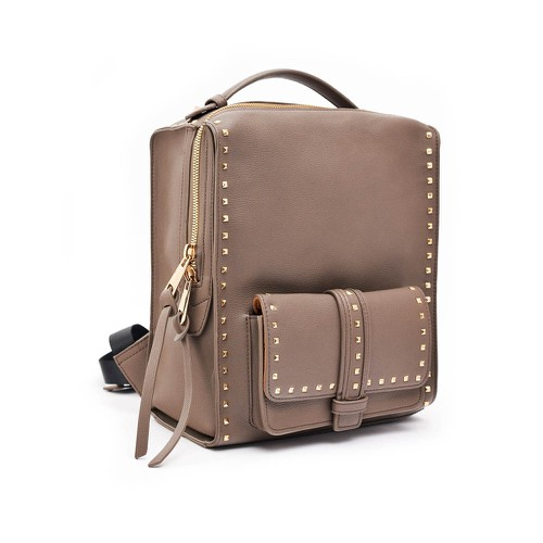 Edgy Structure Backpack - orangeshine.com