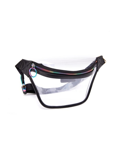 Clear Fanny Pack - orangeshine.com