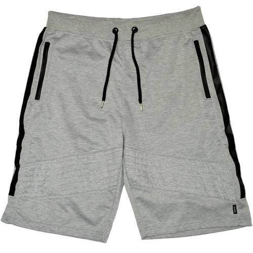 Zip Pocket Moto Short Pants - orangeshine.com
