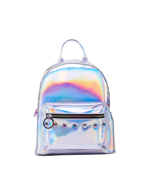 Fun Metallic Backpack - orangeshine.com