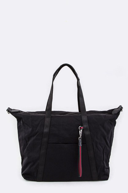 Fashion Duffle Bag - orangeshine.com
