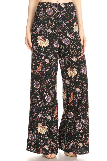 High Waisted Lounge Pants - orangeshine.com
