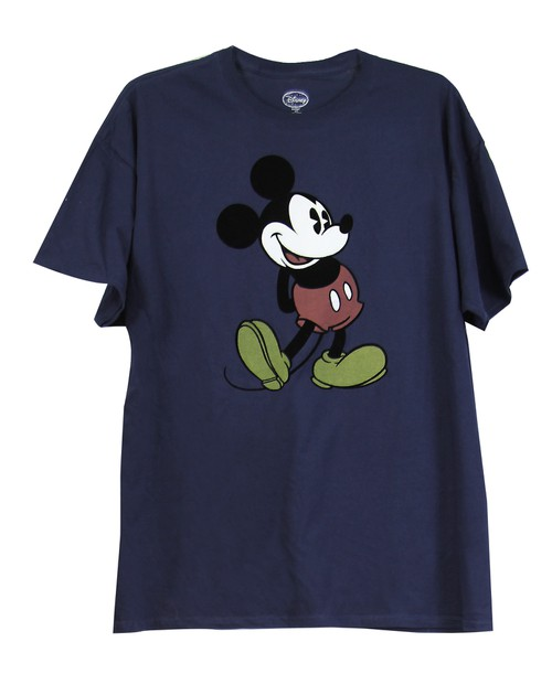 Mickey Mouse Crewneck T-shirt Plus  - orangeshine.com