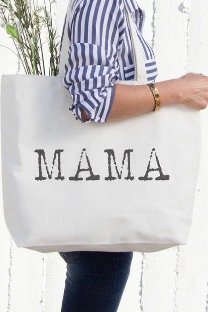 MAMA CANVAS BAG - orangeshine.com