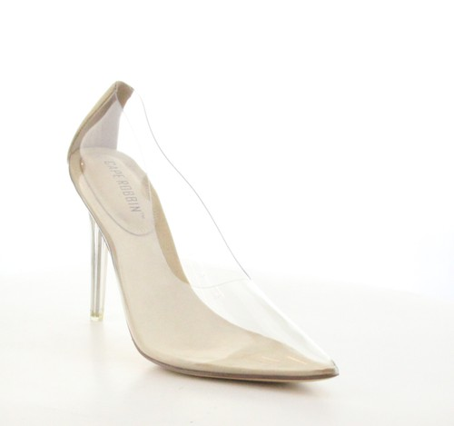 CLEAR TRANSPARENT PUMPS - orangeshine.com