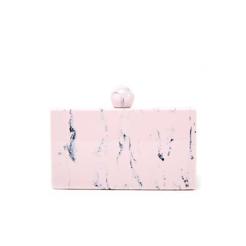 Marble Boxed Bag - orangeshine.com