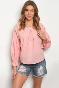 BLUSH TOP - orangeshine.com