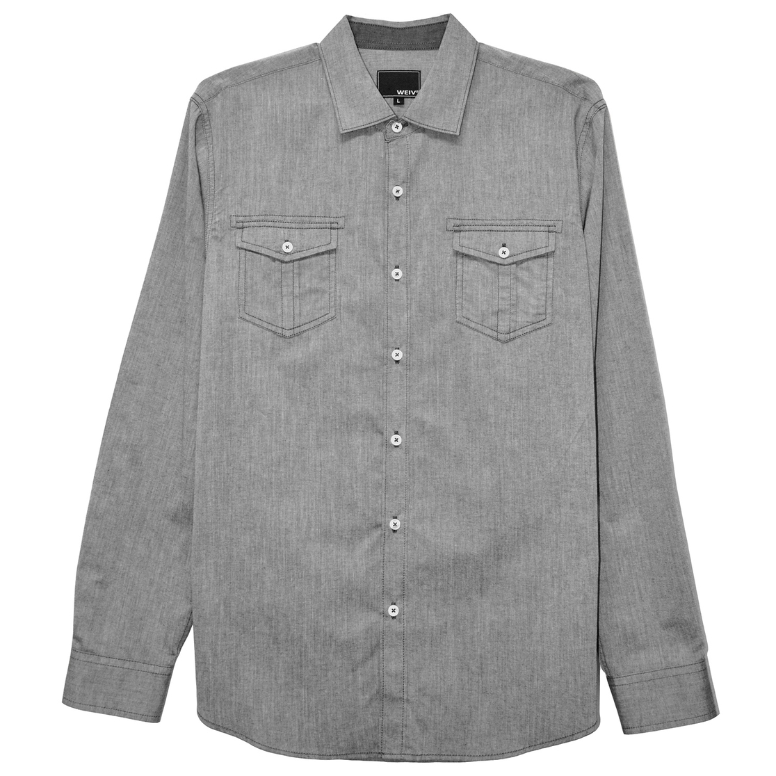 Casual Long Sleeve Shirts - orangeshine.com
