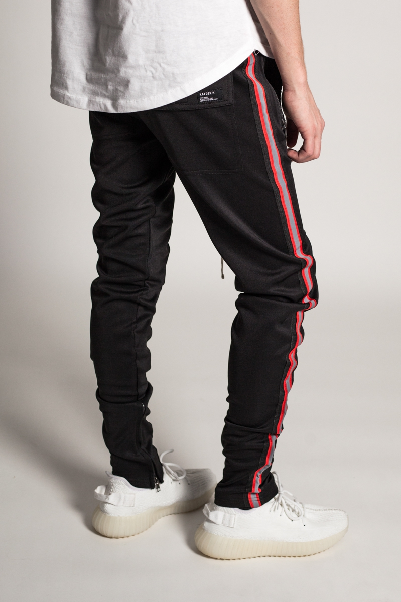 SCUBA TECHNO TRACK PANTS - orangeshine.com