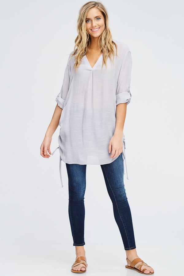 TUNIC SHIRT - orangeshine.com