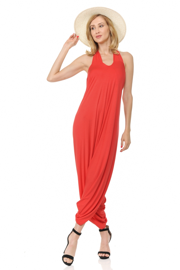 CAROLINA JUMPSUIT IN ITALIAN DESIGN - orangeshine.com