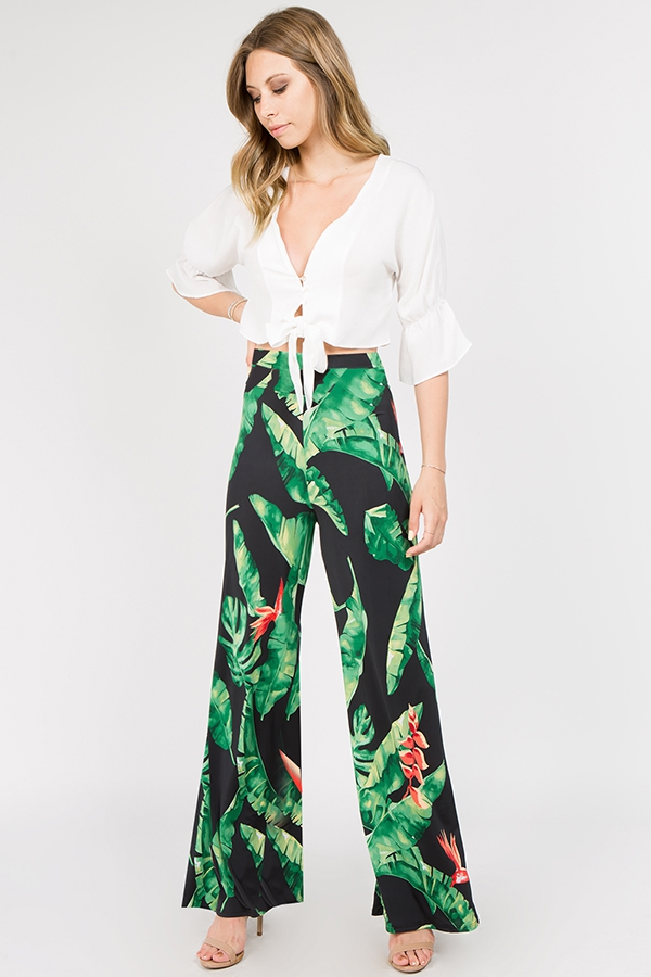 High Waist Fashion Pants - orangeshine.com