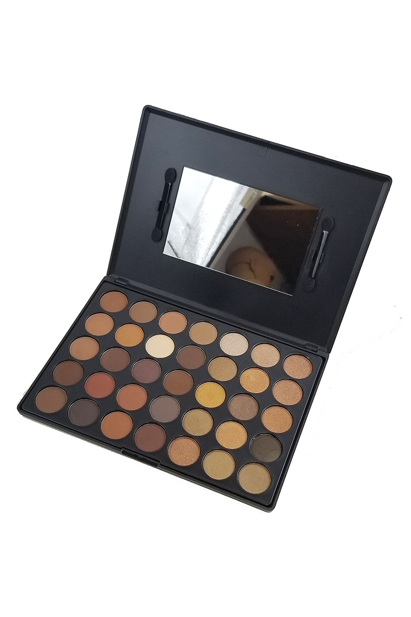 Eyeshadow Palette - orangeshine.com