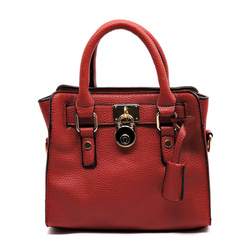 Padlock Cute Satchel - orangeshine.com