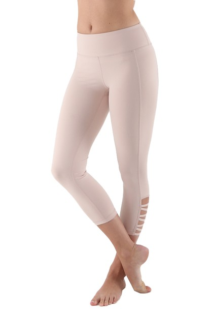 Active Capri Legging - orangeshine.com