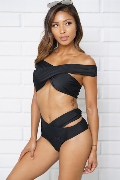 two piece swimsuits - orangeshine.com