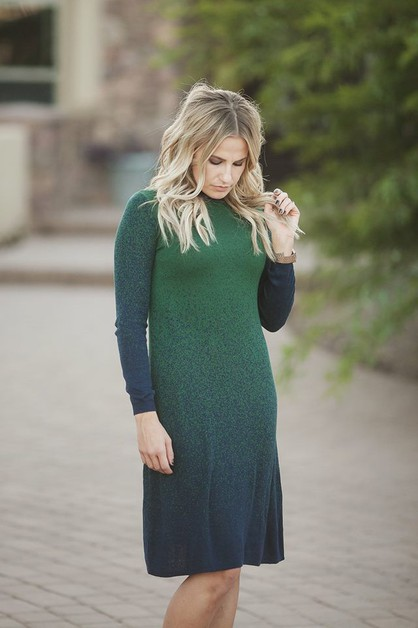 Camilla Dress - Sweater - orangeshine.com