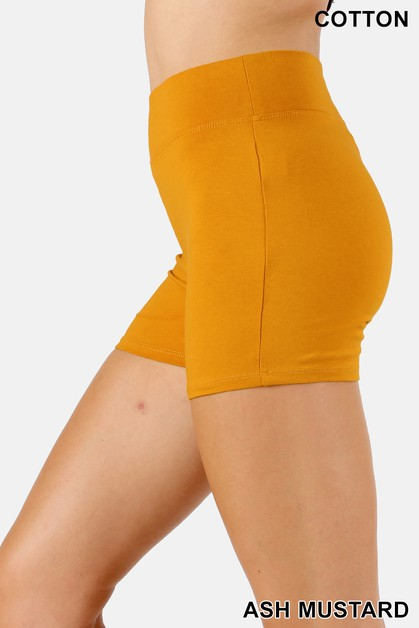 PREMIUM SHORTS WITH WIDE WAIST BAND - orangeshine.com