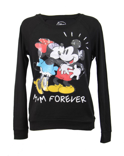 Disney Mickey Minnie Forever Sweater - orangeshine.com
