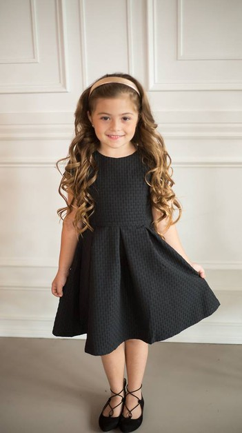 LaRynn Dress - Tween - orangeshine.com