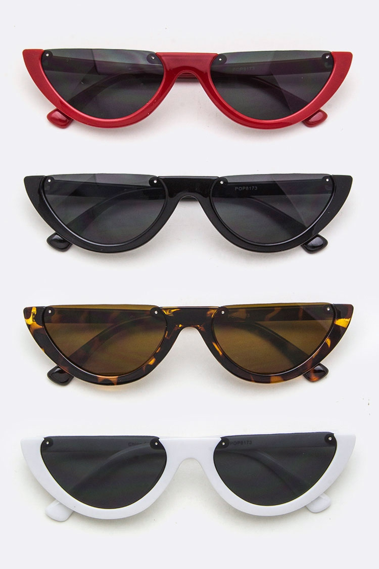 a2802417bbb LA JEWELRY PLAZA Wholesale 80 Hiphop Iconic Sunglasses