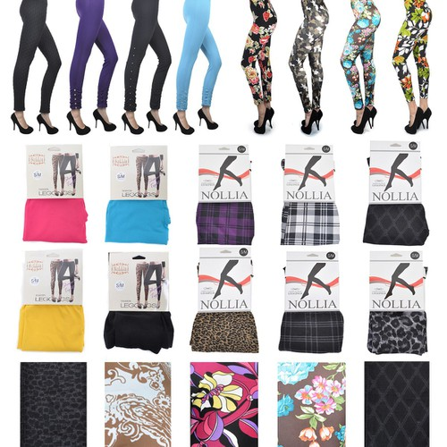 120pc Mixed Style Womens Leggings  - orangeshine.com