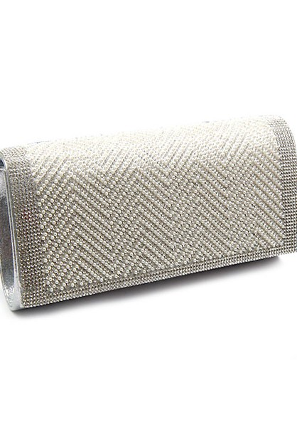 Stone Pearl Evening Bag - orangeshine.com