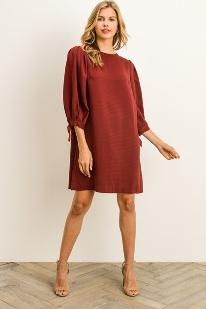 Modern Tunic Dress  - orangeshine.com