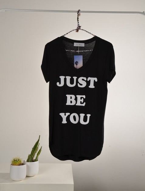 JUST BE YOU - orangeshine.com