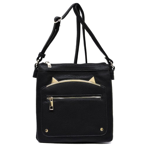 Fashion Cat Ears Crossbody Bag - orangeshine.com