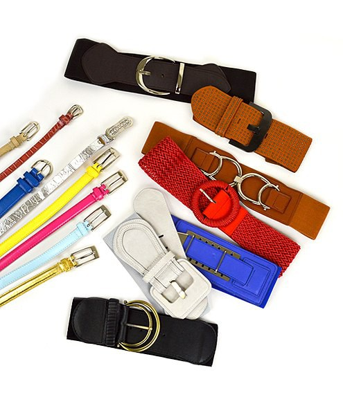 120pc Prepack Assorted Womens Belts - orangeshine.com