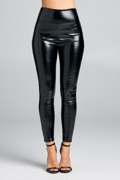 Latex pants - orangeshine.com