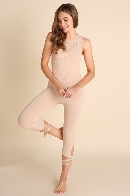 Ballerina Leggings - orangeshine.com