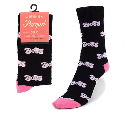 Women Boss Novelty Socks  - orangeshine.com