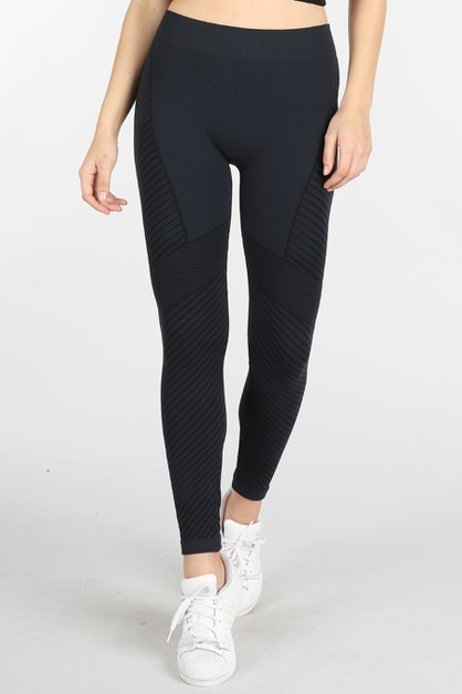Moto Lined Leggings - orangeshine.com