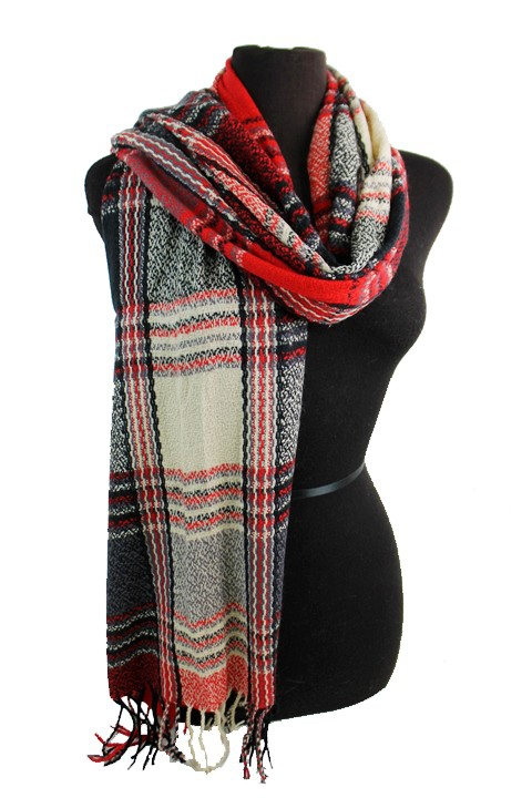Plush Luxury Scarves - orangeshine.com