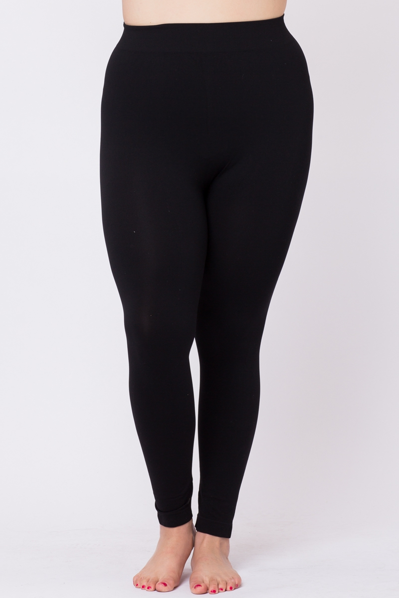 SEAMLESS BASIC LEGGINGS - orangeshine.com