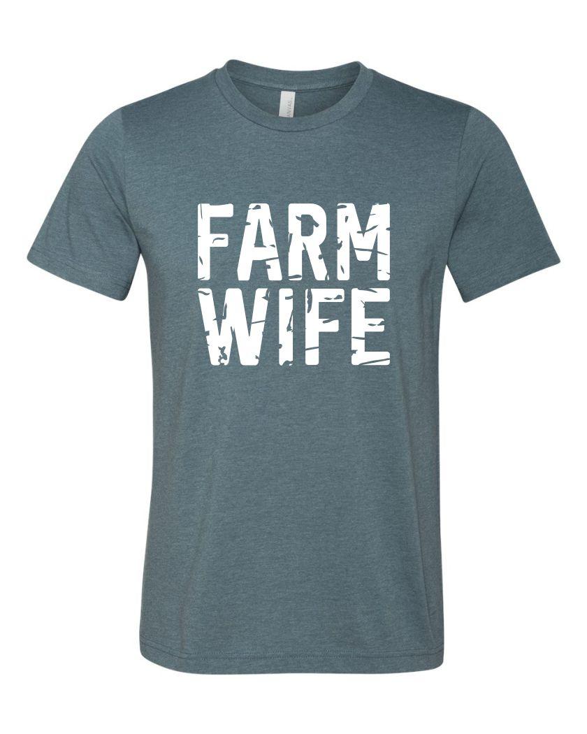 wholesale farm t shirts