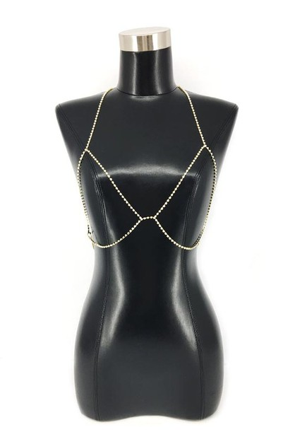 BRA BODY CHAIN - orangeshine.com