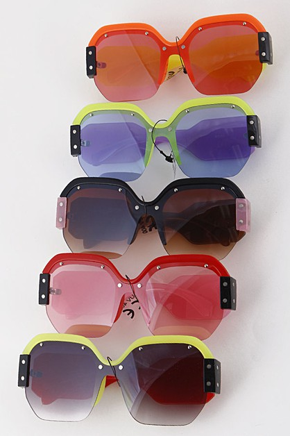 Colorful Sunglasses For Summer - orangeshine.com